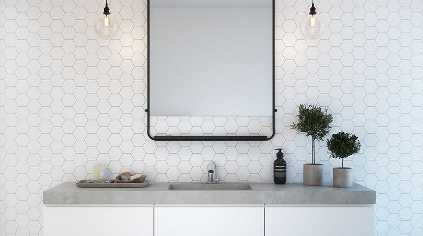 El interés en mejorar los baños ha aumentado significativamente durante la era COVID.