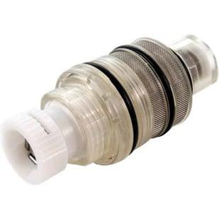 Ve společnosti HANSA se technický plast PSU běžně používá v termostatických kartuších.
