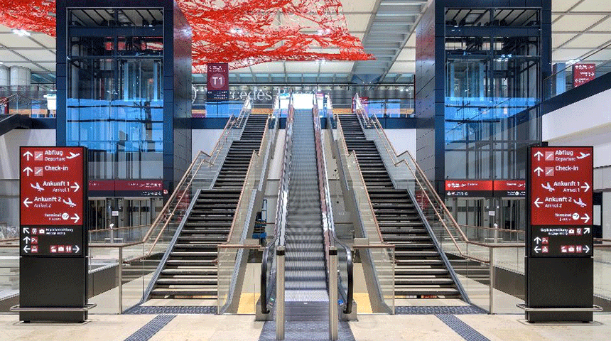 © Flughafen Berlin Brandenburg GmbH / Günter Wicker