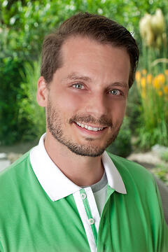 Dr. Med. Adrian Busen is a specialist in internal medicine and in general medicine. Photo: Dr. Münster Medical Practice