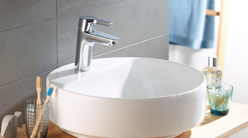 Mitigeur de lavabo design HANSAPALENO
