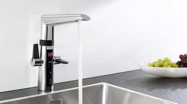 Prüfen Sie ob ein Spülmaschinenventil benötigt wird, wenn Sie eine Armatur für die Küche auswählen.