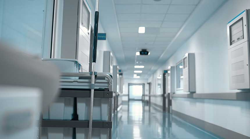 Flexibility in wards and waiting rooms give hospitals better chances to prepare for the unknown.