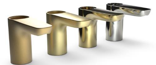 Faucet bodies DZR brass