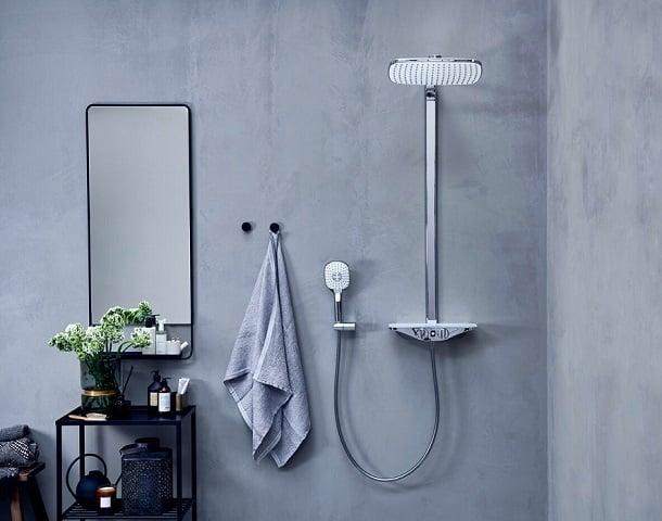 HANSAEMOTION Wellfit wellness shower system