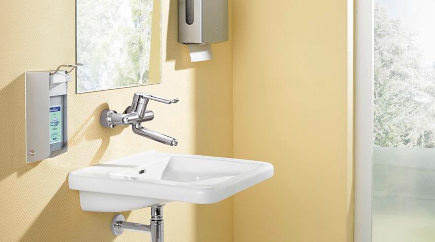 Krankenhäuser in Europa legen bei Renovierungsarbeiten den Fokus auf Hygiene
