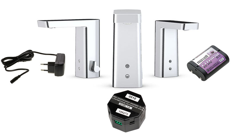 Battery vs. fixed power supply touchless faucets – How to choose the right model
