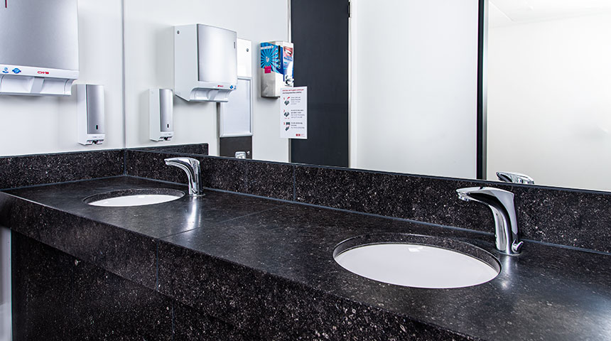 Find the right faucets for daycares and school projects