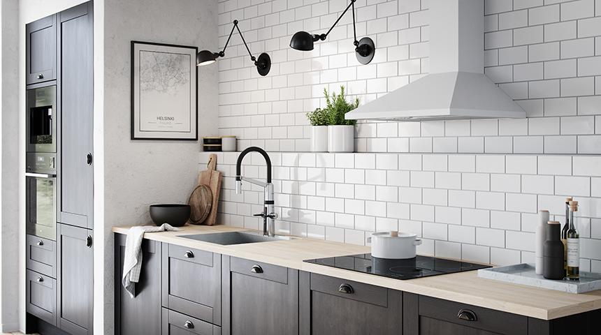 Una cucina intelligente ed ecologica può aggiungere valore alla vostra casa