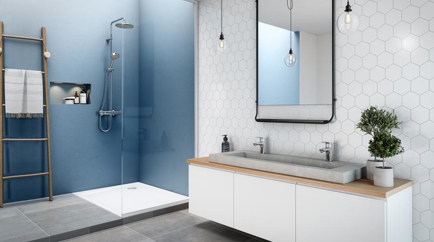 Das perfekte Duscherlebnis – an jedem Tag,in jedem Bad