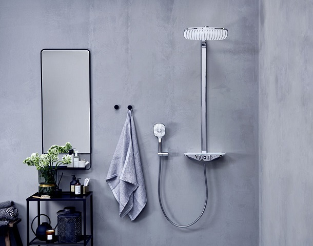 HANSAEMOTION Wellfit – Refined aesthetics and wellbeing for the bathroom