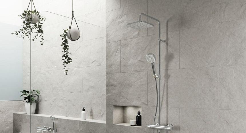 HANSAMICRA STYLE - La colonne de douche parfaite pour tous les budgets