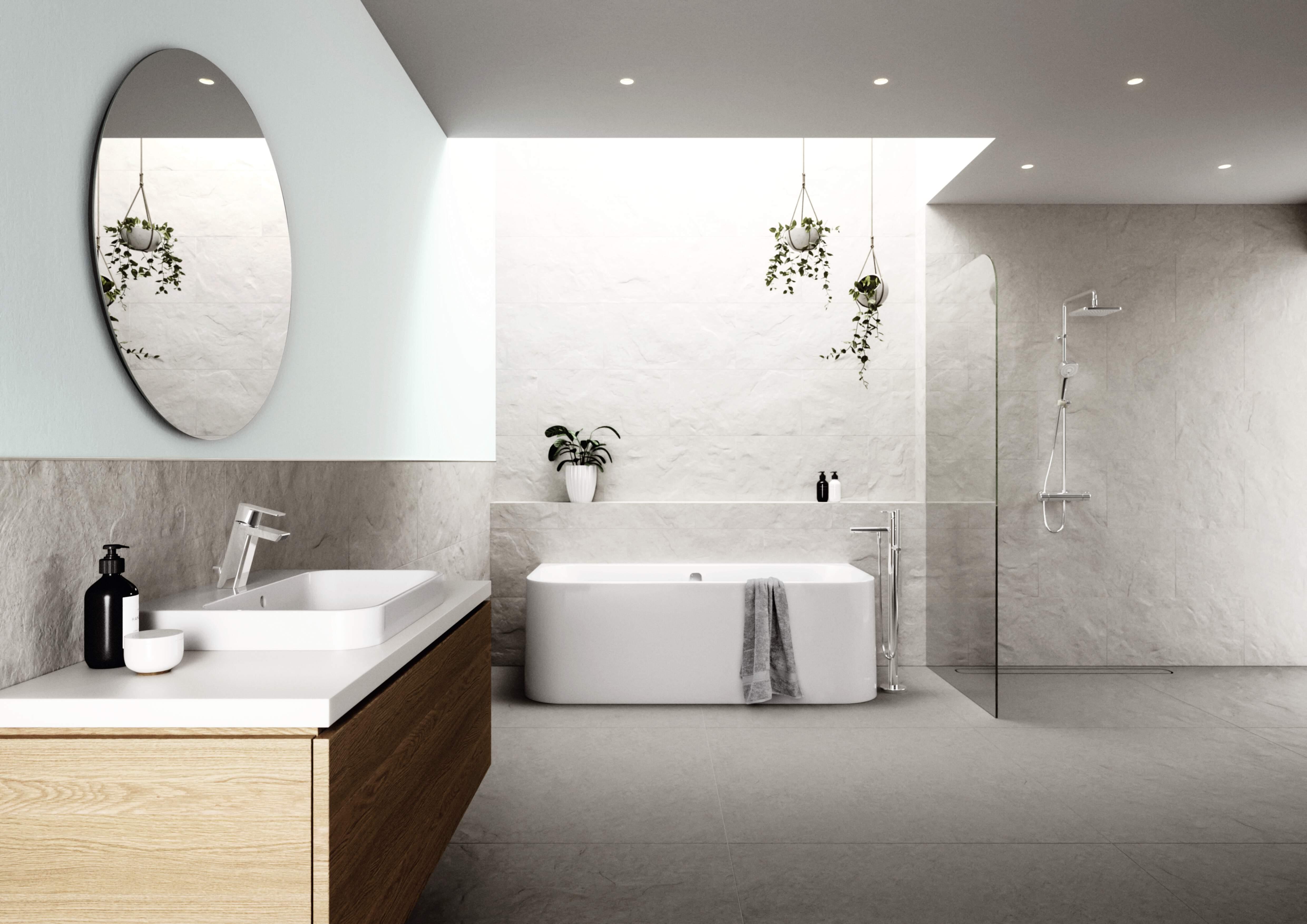 HANSASTELA 2.0 – Die neuen Hingucker im designstarken Badezimmer