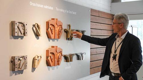 Duurzaamheid in elke kraan integreren: Zo worden HANSA-kranen gemaakt